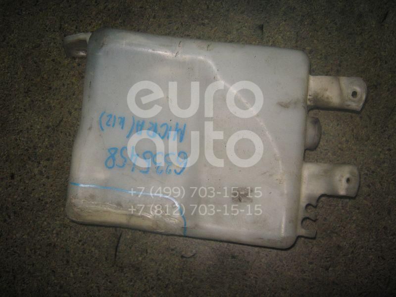Бачок омывателя лобового стекла для Nissan Micra (K12E) 2002> - Фото №1