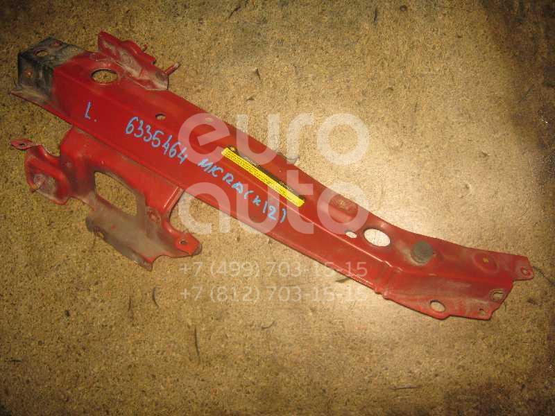 Панель передняя для Nissan Micra (K12E) 2002> - Фото №1