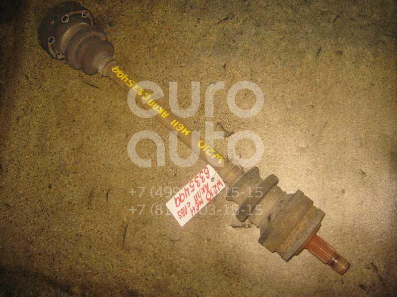 Полуось (привод в сборе) для Mercedes Benz W210 E-Klasse 2000-2002 - Фото №1