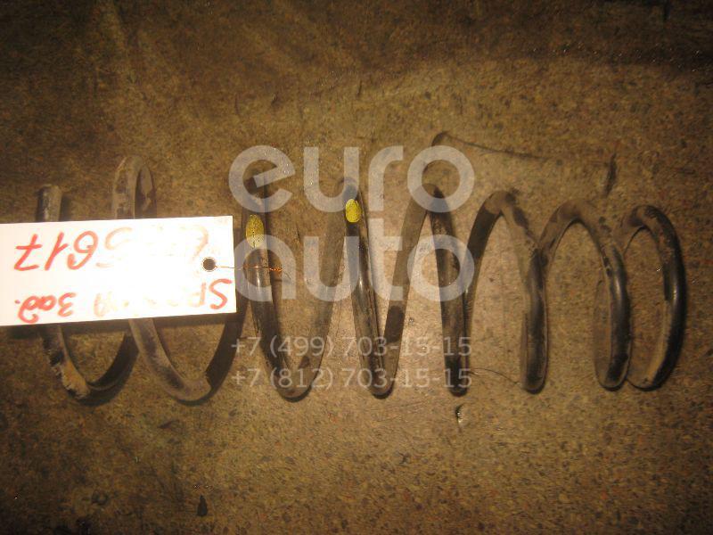 Пружина задняя для Kia Spectra 2001>;Shuma 1996-2001;Shuma 2001-2004 - Фото №1
