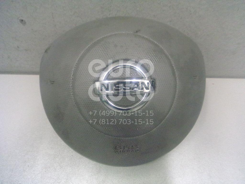 Подушка безопасности в рулевое колесо для Nissan Micra (K12E) 2002> - Фото №1