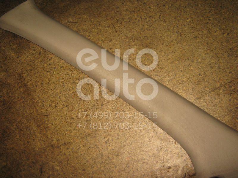 Обшивка стойки для Nissan Micra (K12E) 2002-2010 - Фото №1