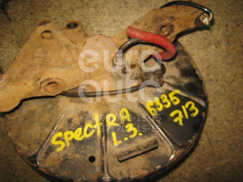 Кулак поворотный задний левый для Kia Spectra 2001-2011 - Фото №1