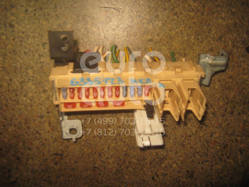 Блок предохранителей для Nissan Micra (K12E) 2002-2010 - Фото №1