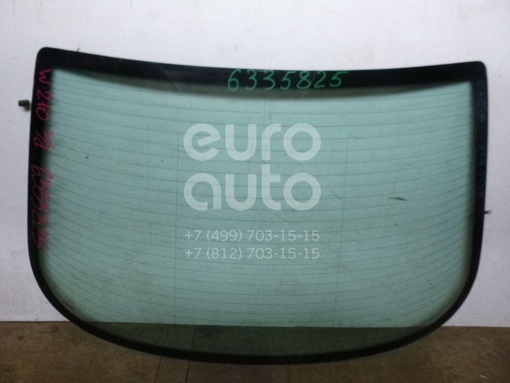 Стекло заднее для Mercedes Benz W210 E-Klasse 1995-2000 - Фото №1
