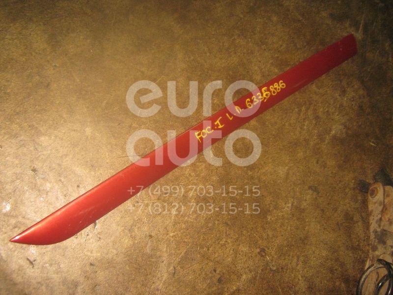 Молдинг передней левой двери для Ford Focus I 1998-2004 - Фото №1