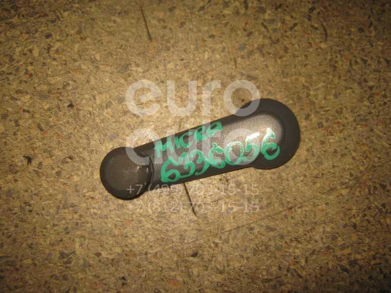 Ручка стеклоподъемника для Nissan Micra (K12E) 2002-2010 - Фото №1