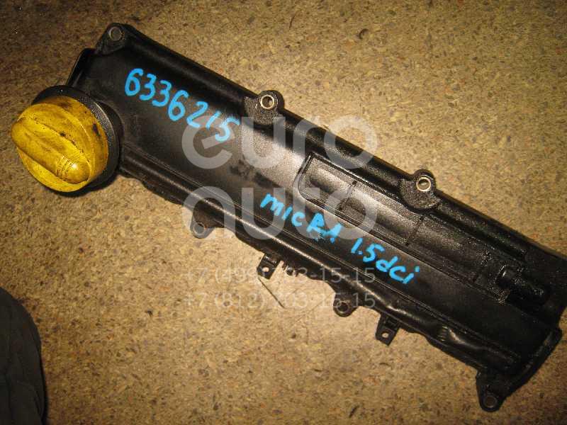 Крышка головки блока (клапанная) для Nissan Micra (K12E) 2002> - Фото №1