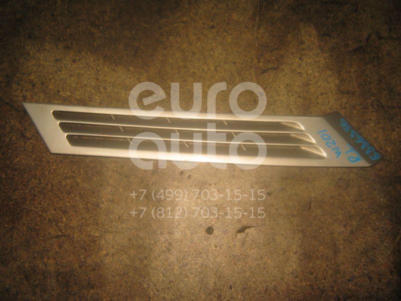 Решетка вентиляционная для Mercedes Benz W201 1982-1993 - Фото №1