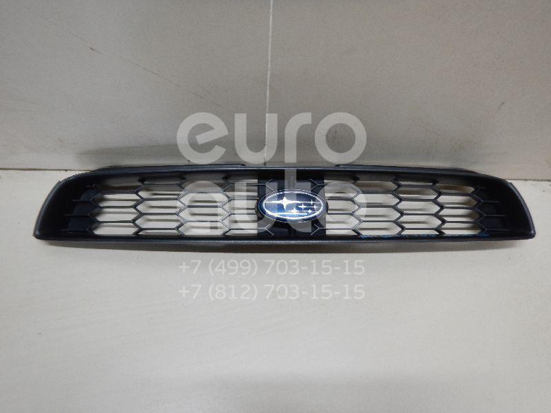 Решетка радиатора для Subaru Impreza (G11) 2000-2007 - Фото №1