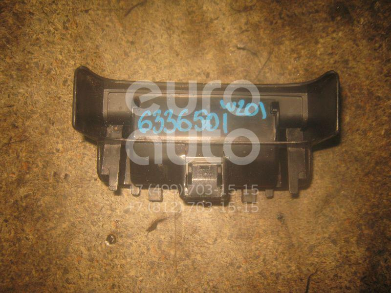 Пепельница задняя (в консоль) для Mercedes Benz W201 1982-1993 - Фото №1
