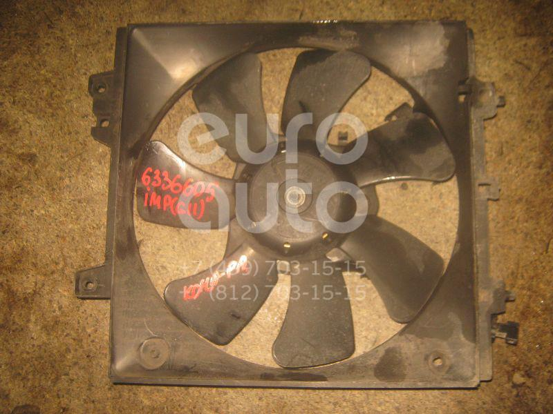Вентилятор радиатора для Subaru Impreza (G11) 2000-2007 - Фото №1