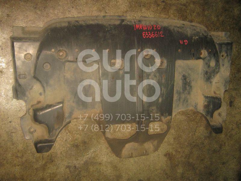 Пыльник двигателя центральный для Subaru Impreza (G11) 2000-2007 - Фото №1