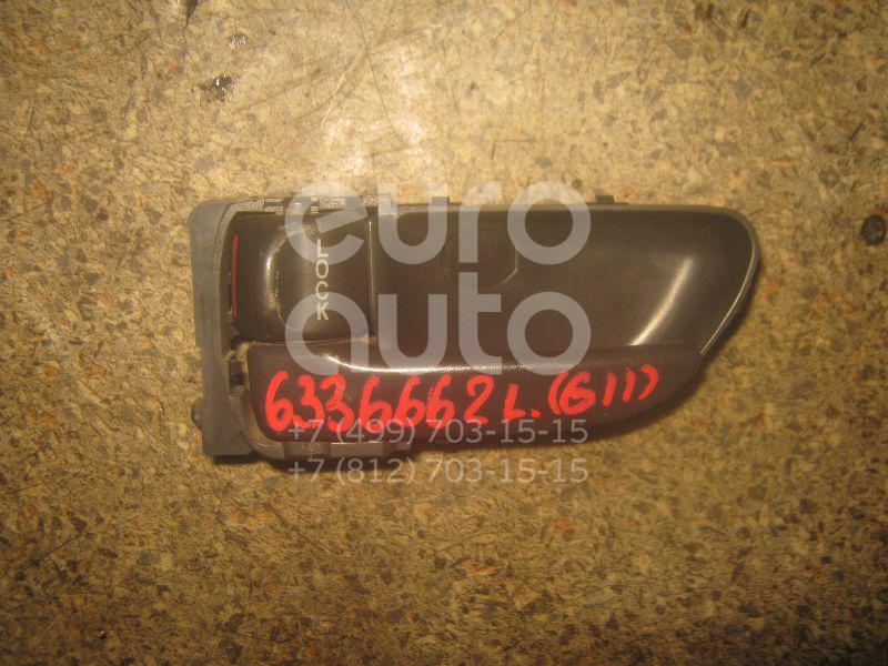 Ручка двери внутренняя левая для Subaru Impreza (G11) 2000-2007 - Фото №1