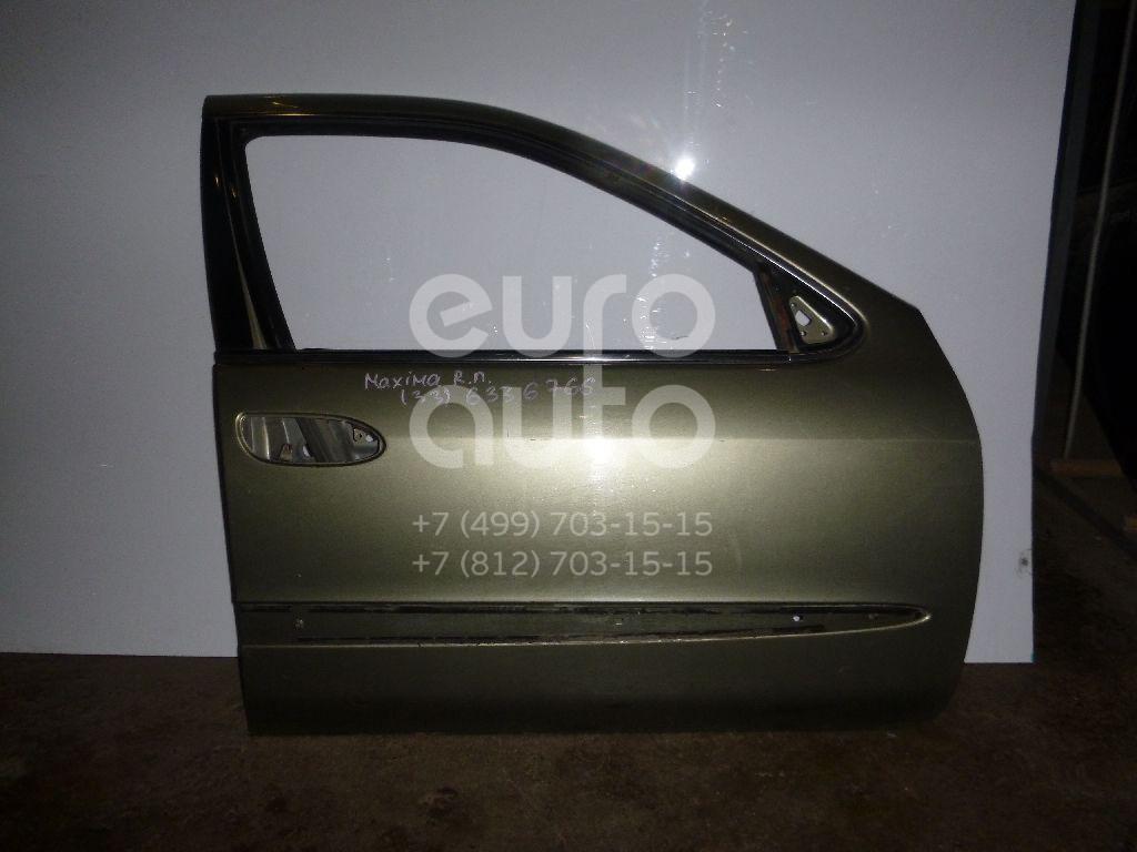 Дверь передняя правая для Nissan Maxima (A33) 2000-2005 - Фото №1