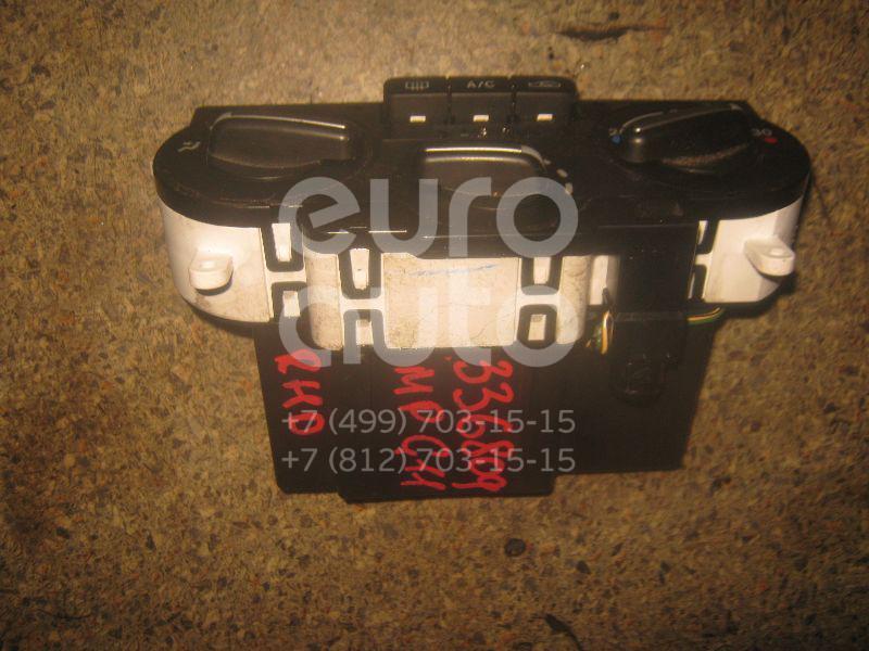 Блок управления отопителем для Subaru Impreza (G11) 2000-2007 - Фото №1