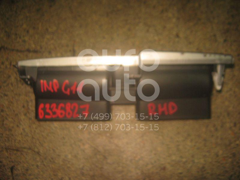 Дефлектор воздушный для Subaru Impreza (G11) 2000-2007 - Фото №1