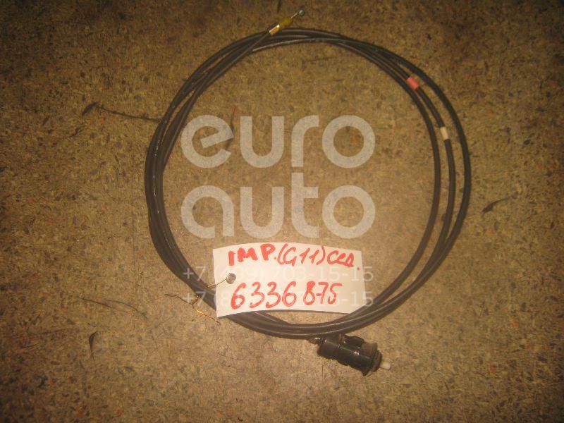 Трос лючка бензобака для Subaru Impreza (G11) 2000-2007 - Фото №1