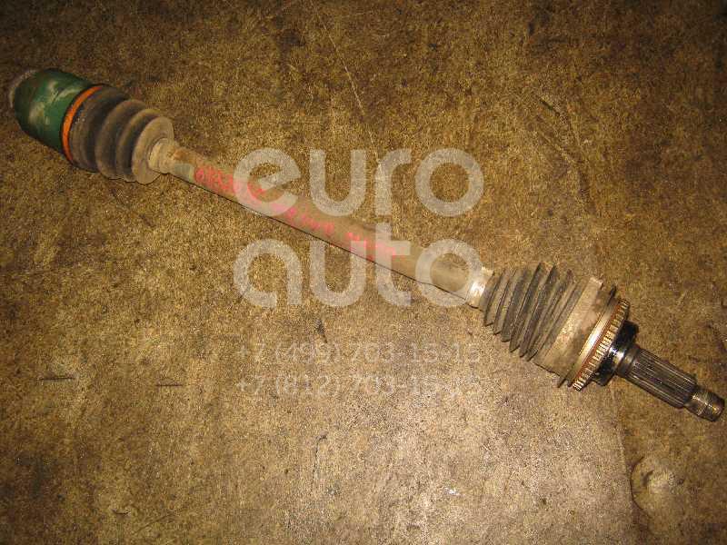 Полуось передняя для Subaru Impreza (G11) 2000-2007 - Фото №1
