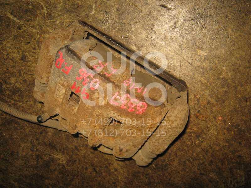 Суппорт передний правый для Subaru Impreza (G11) 2000-2007 - Фото №1