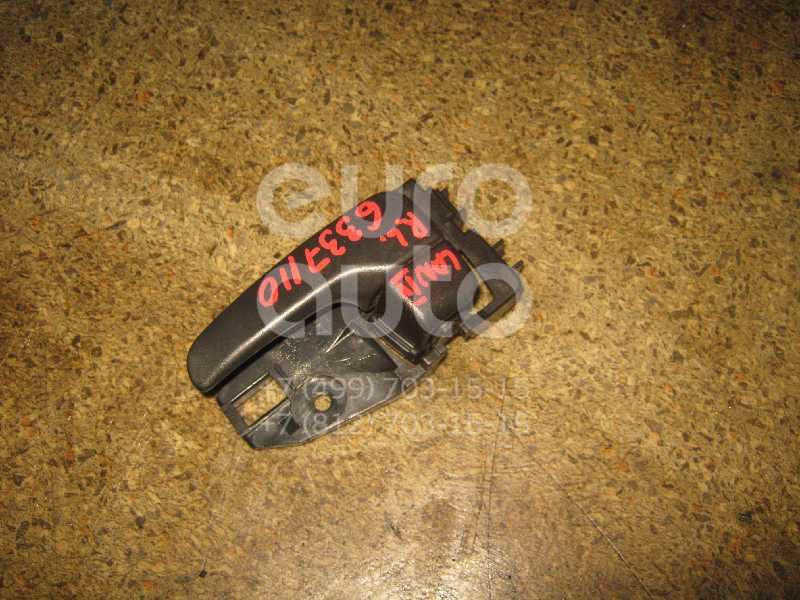 Ручка двери внутренняя левая для Mitsubishi Lancer (CS/Classic) 2003-2007;Outlander (CU) 2003-2009 - Фото №1