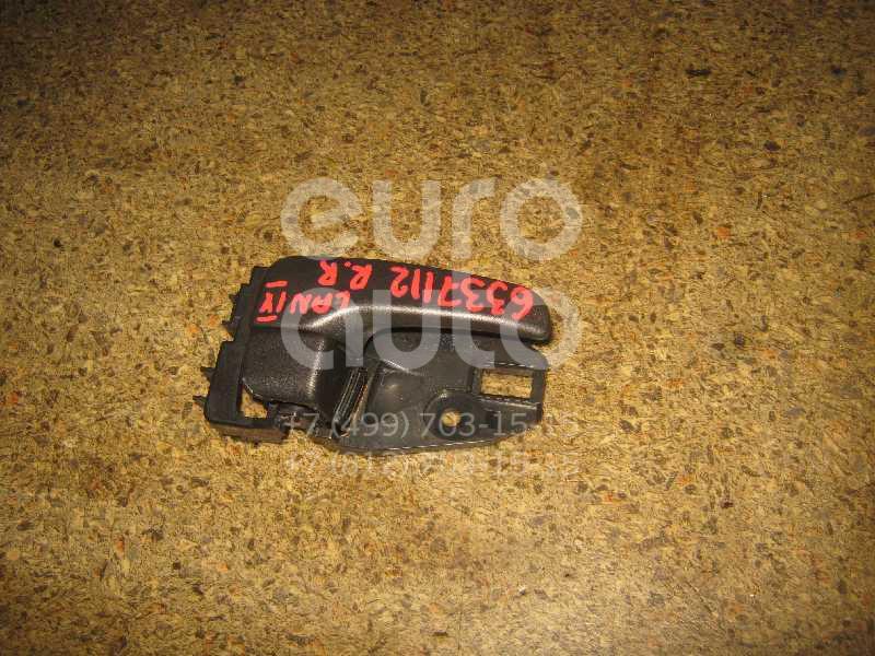 Ручка двери внутренняя правая для Mitsubishi Lancer (CS/Classic) 2003-2007;Outlander (CU) 2003-2009 - Фото №1