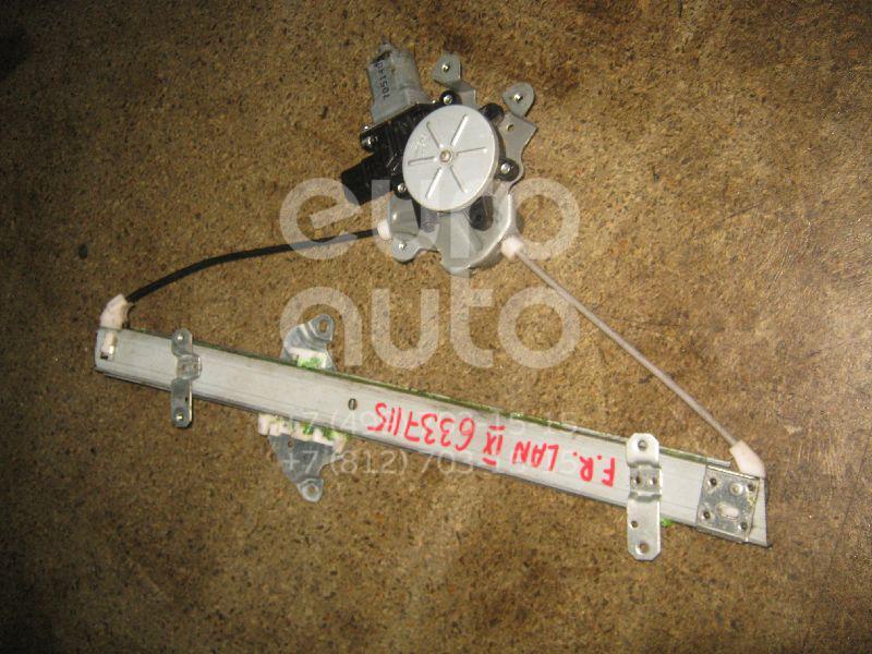 Стеклоподъемник электр. передний правый для Mitsubishi Lancer (CS/Classic) 2003-2008 - Фото №1