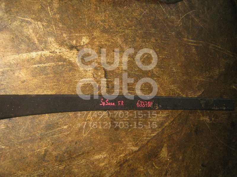 Молдинг передней правой двери для Mitsubishi Space Star 1998-2004 - Фото №1