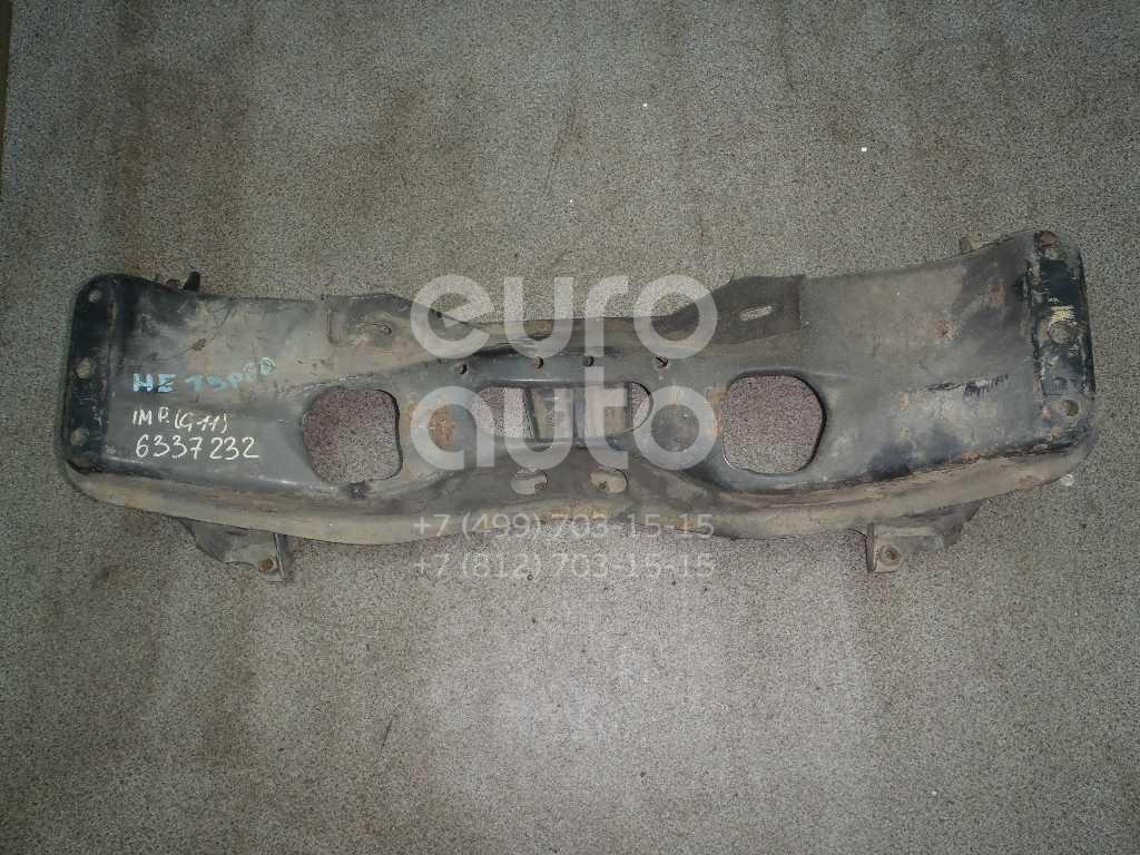 Балка подмоторная для Subaru Impreza (G11) 2000-2007;Impreza (G10) 1993-1996;Forester (S10) 1997-2000;Legacy (B11) 1994-1998;Forester (S10) 2000-2002 - Фото №1