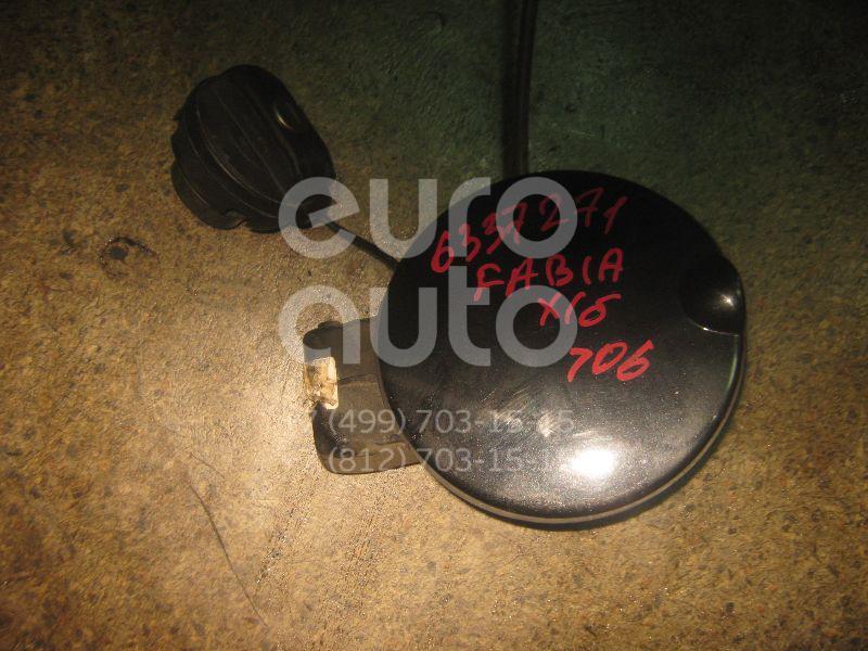 Лючок бензобака для Skoda Fabia 1999-2006 - Фото №1