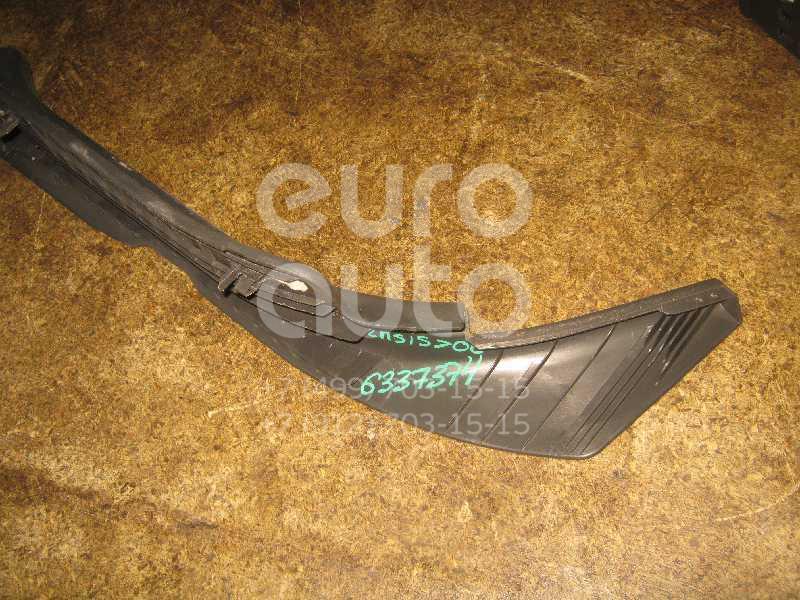Накладка порога (внутренняя) для Toyota Avensis II 2003-2008 - Фото №1