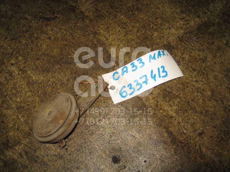 Сигнал звуковой для Nissan Maxima (A33) 2000-2005 - Фото №1