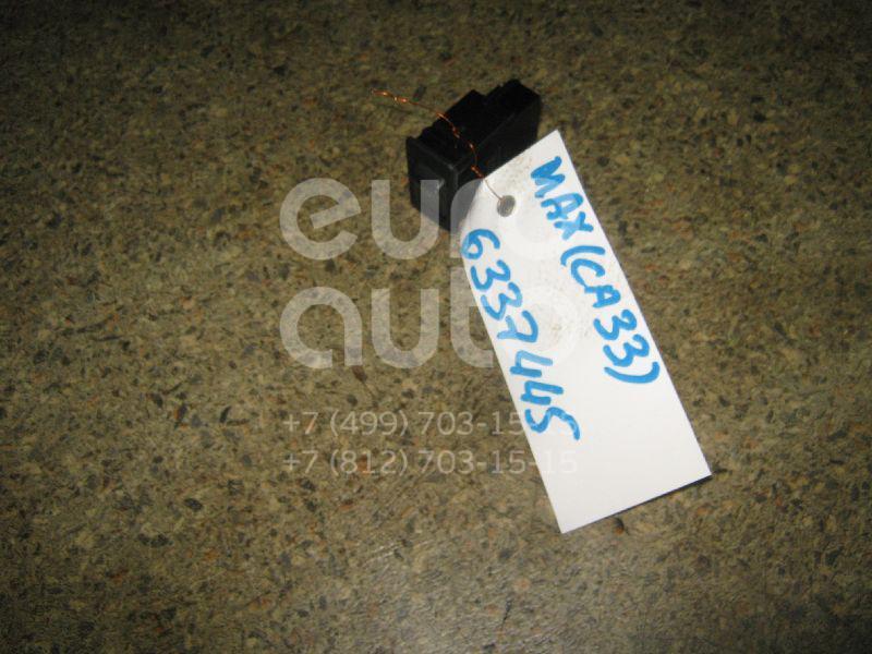 Кнопка омывателя фар для Nissan Maxima (A33) 2000-2005;Almera N16 2000-2006 - Фото №1