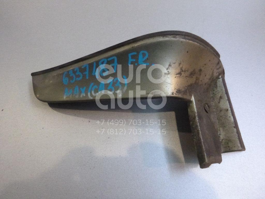 Брызговик передний правый для Nissan Maxima (A33) 2000-2005 - Фото №1
