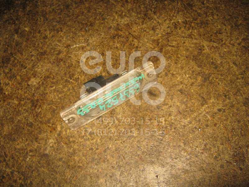 Фонарь подсветки номера для Nissan Maxima (CA33) 2000-2006 - Фото №1
