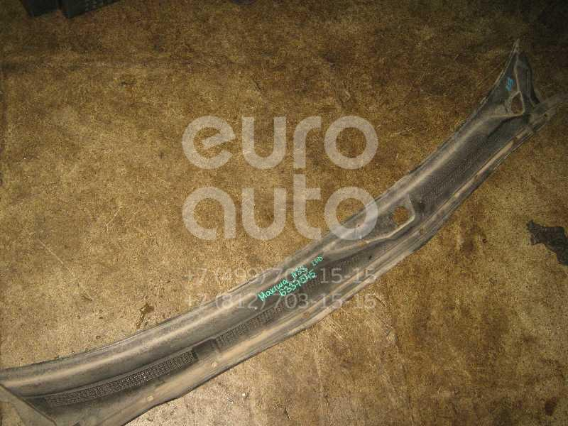 Решетка стеклооч. (планка под лобовое стекло) для Nissan Maxima (A33) 2000-2005 - Фото №1
