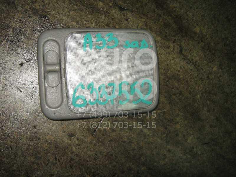 Плафон салонный для Nissan Maxima (A33) 2000-2005 - Фото №1