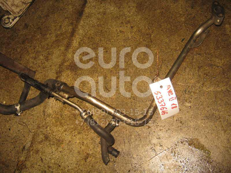 Трубка охлажд. жидкости металлическая для Toyota Avensis II 2003-2008;Corolla E15 2006-2013 - Фото №1