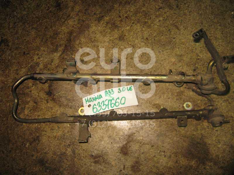 Рейка топливная (рампа) для Nissan Maxima (A33) 2000-2005 - Фото №1