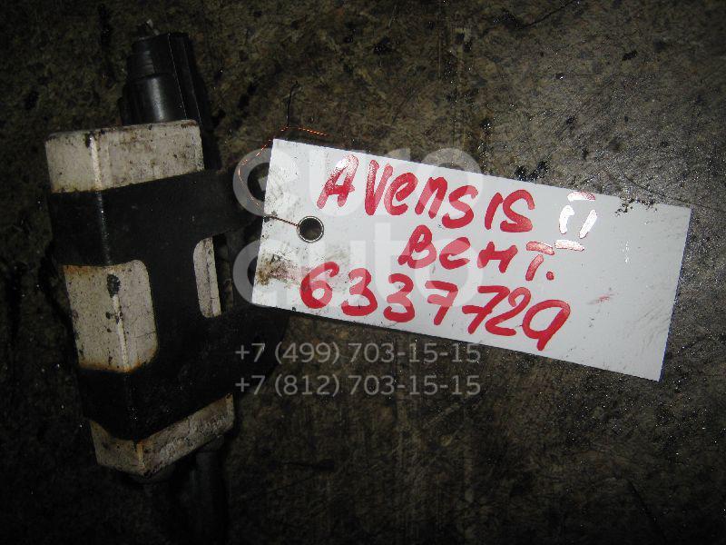 Резистор для Toyota Avensis II 2003-2008 - Фото №1