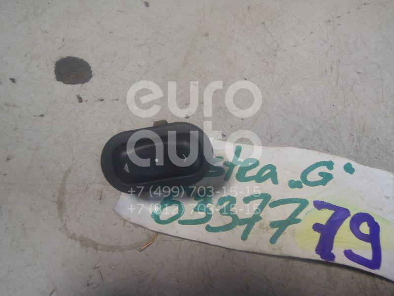 Кнопка стеклоподъемника для Opel Astra G 1998-2005;Zafira (F75) 1999-2005;Corsa C 2000-2006 - Фото №1