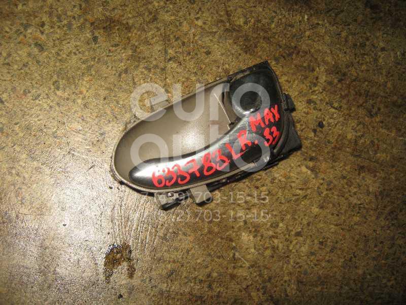 Ручка двери внутренняя правая для Nissan Maxima (A33) 2000-2005 - Фото №1