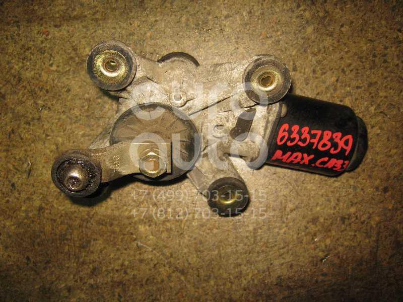 Моторчик стеклоочистителя передний для Nissan Maxima (CA33) 2000-2006 - Фото №1