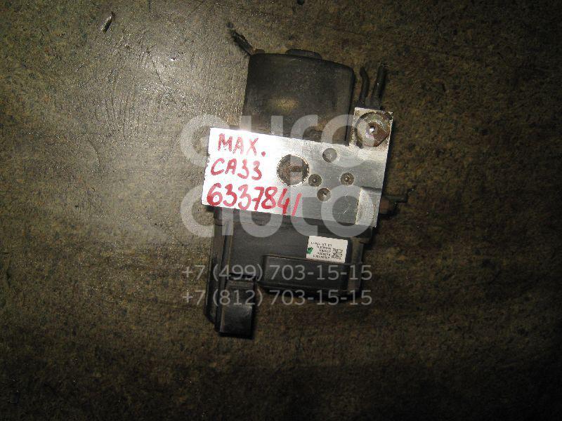Блок ABS (насос) для Nissan Maxima (A33) 2000-2005 - Фото №1