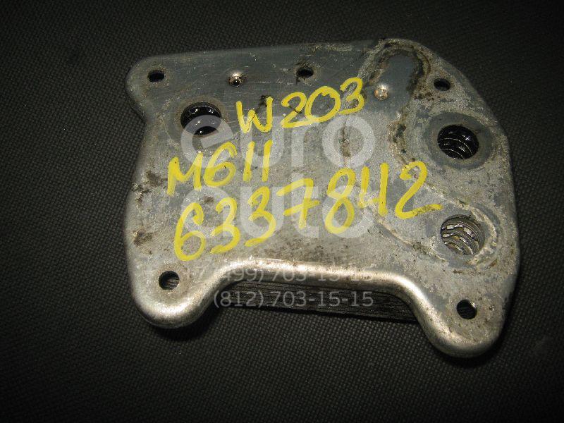 Радиатор масляный для Mercedes Benz W203 2000-2006;Sprinter (901-905)/Sprinter Classic (909) 1995-2006;Vito (638) 1996-2003;W211 E-Klasse 2002-2009;Vito/Viano-(639) 2003-2014 - Фото №1