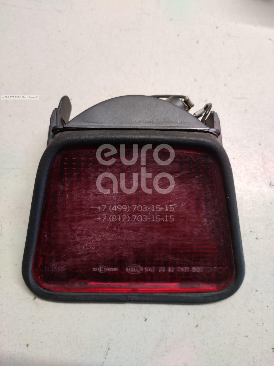 Фонарь задний (стоп сигнал) для Mercedes Benz W210 E-Klasse 1995-2000 - Фото №1