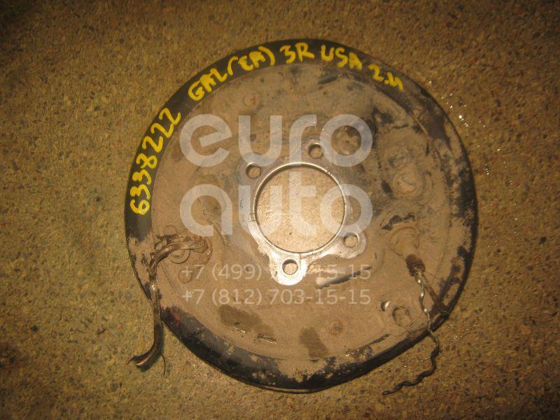 Щит опорный задний правый для Mitsubishi Galant (EA) 1997-2003 - Фото №1