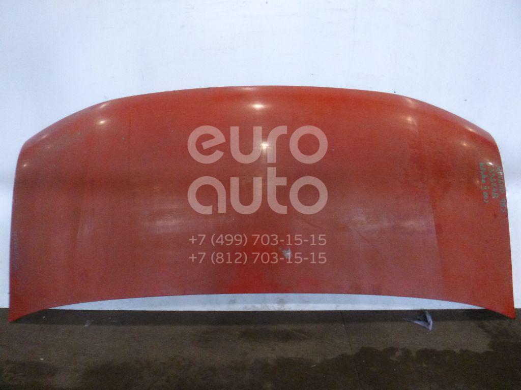 Капот для Opel,Renault Movano 1998>;Master II 1999-2010 - Фото №1
