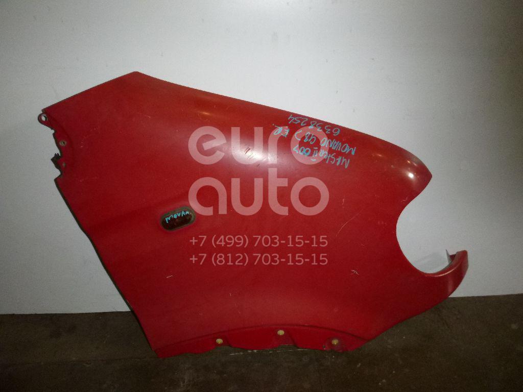 Крыло переднее правое для Opel,Renault Movano 1998>;Master II 2000-2010 - Фото №1