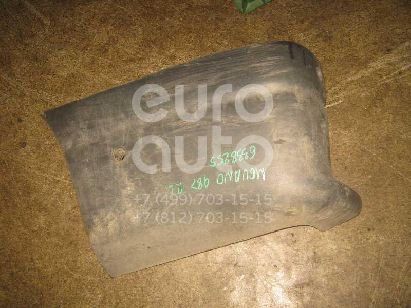 Накладка заднего бампера левая для Opel,Renault Movano 1998-2010;Master II 1999-2010 - Фото №1